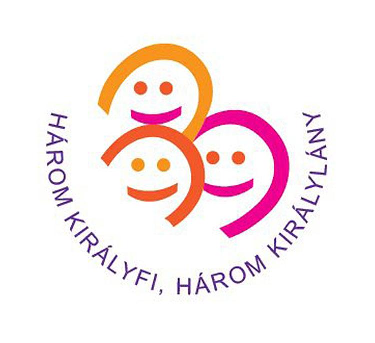 Három Királyfi, Három Királylány Mozgalom logo